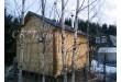 Фото Брусовой бани 4х6 м. В один этаж с террасой